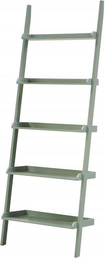 artichok boekenkast ladder noah breed groen