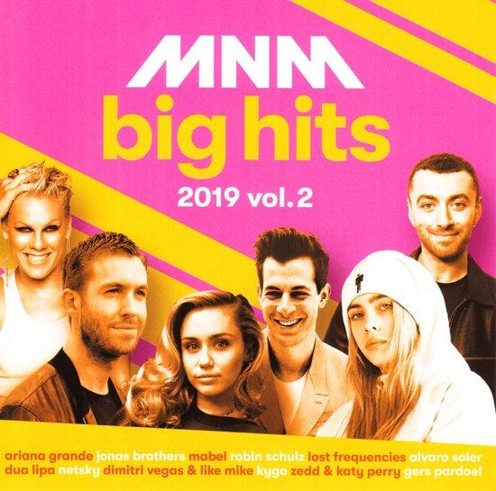 CD cover van Mnm Big Hits 2019.2 van various artists