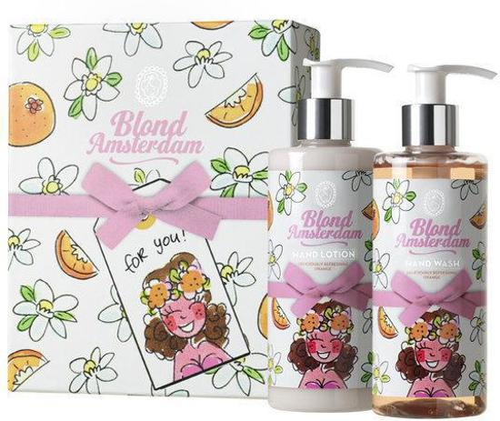 Blond Amsterdam Deliciously Refreshing Orange Gift Pack