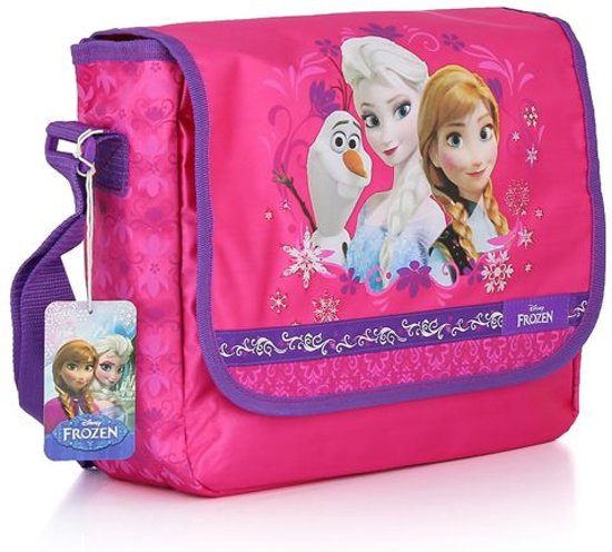 0114fb4e67c bol.com | Disney Frozen Schoudertas / Schooltas - Anna Elsa & Olaf ...