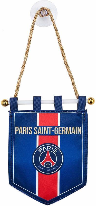 PSG Wimpel - Paris Saint Germain - 9 x 11 cm