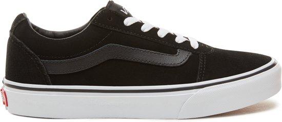 5ee42cbb16bb1a Vans - Ward - Skate hoog - Dames - Maat 37 - Zwart Zwarte -