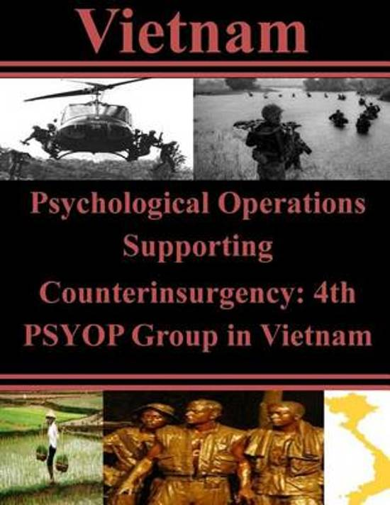 Psychological Operations Supporting Counterinsurgency