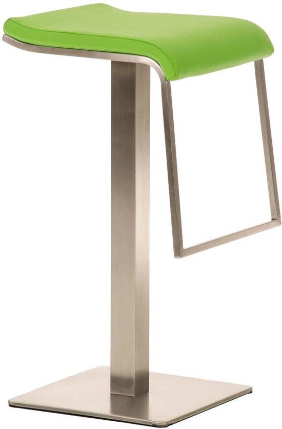 Clp Lameng E85 - Barkruk - Kunstleer - Groen