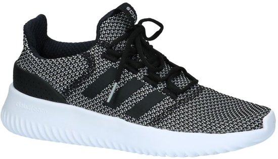 Zwarte Runner Sneakers adidas Cloudfoam Ultimate