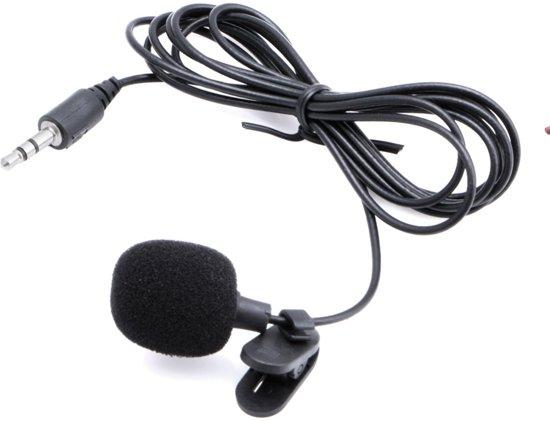 Afbeelding van Clip-on Microfoon - Auto microfoon - YouTube & Twitch