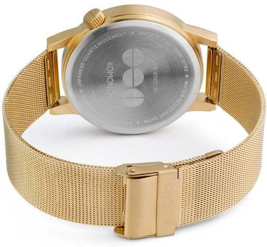 Komono Winston Royale Gold Green Horloge