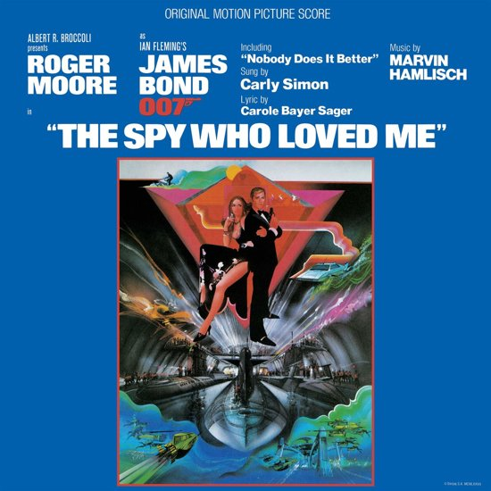The Spy Who Loved Me 180Gr+Downloa