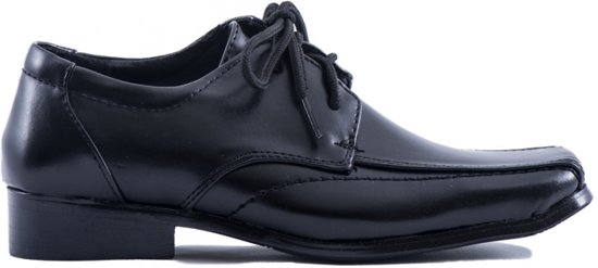 700ae67b0ba bol.com | Nette Jongens schoenen Zwart Maat 33