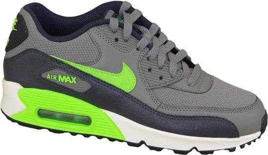 Nike Air Max 90 Mesh Grijs Sneaker Kinderen Nike Sneaker