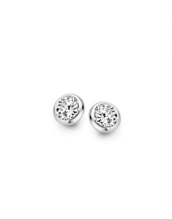 Casa Jewelry Oorknoppen La mer Small - Zilver