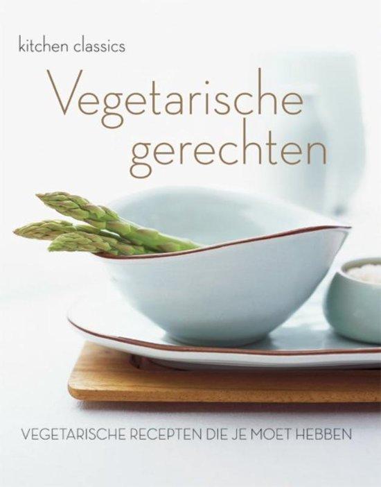 Cover van het boek 'Vegetarische gerechten'