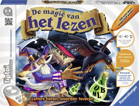 Ravensburger tiptoi - De Magie van het Lezen