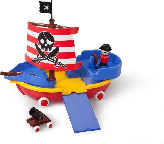 Piraten schip Viking Toys - piratenboot speelset