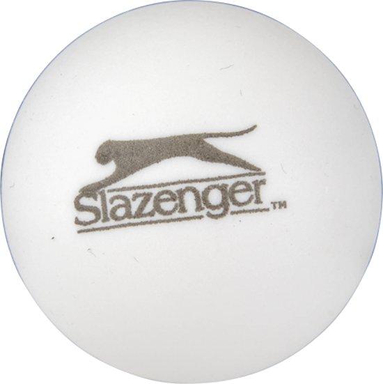 Slazenger Tafeltennis Ballen - Doorsnede 40 mm - 6 Stuks