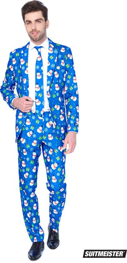 966250179fc51d bol.com   Suitmeister Christmas Blue Snowman- Kostuum - Maat - XL ...