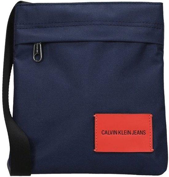 d3e8e84c31e bol.com | Calvin Klein Sport crossbody tas navy
