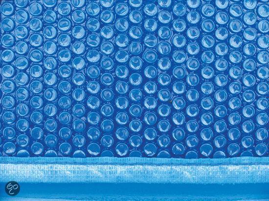 Interline Zwembad Interline zomerafdekking voor zwembaden, 7,30 x 3,60 ovaal