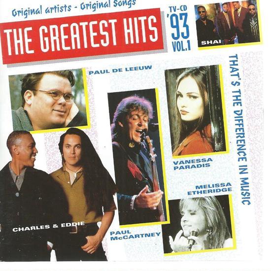 Greatest Hits '93 Vol 1