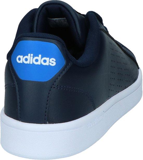 e55159e2d3b Blauw;blauwe 5 Cf Heren Adidas Laag Advantage Maat Collegiate 44 Sneaker Cl  Sportief Navy Znaqw