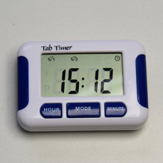 Medicijn Alarm Kind.Medicijnalarm Met 8 Alarmen