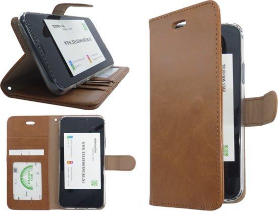 Hoesje Met Licht : Bol iphone xs max bookcase hoesje licht bruin