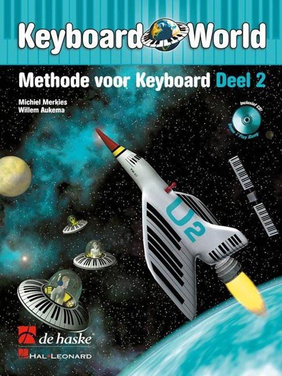 Keyboard World - Deel 2 - Boek met Cd