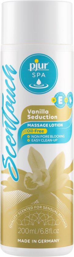 Pjur SPA Scentouch Massagelotion - Vanilla Seduction - 200 ml