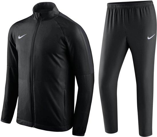 Nike Academy 18 Trainingspak Kinderen Maat 140152 zwart