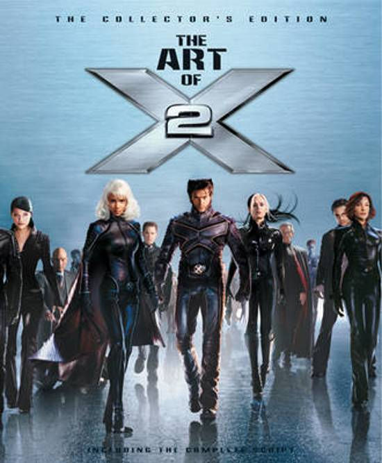 Boek cover X Men 2 van Bryan Singer (Hardcover)
