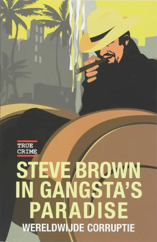 Steve Brown in Gangsta s Paradise
