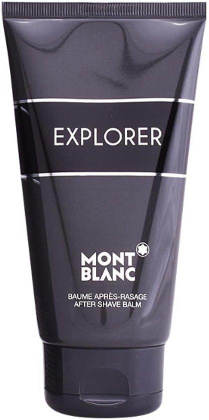 MULTI BUNDEL 3 stuks Montblanc Explorer After Shave Balm 150ml