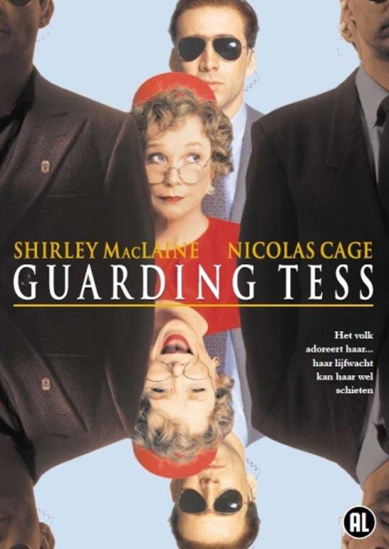 Cover van de film 'Guarding Tess'