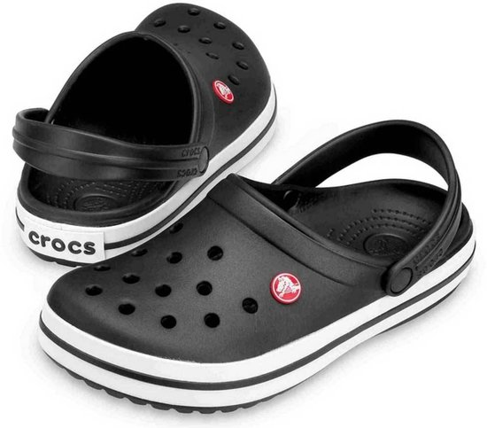 Crocband Sandalen Volwassenen 42 Crocs Zwart 43 qST1x1Yd