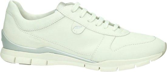 b7e162f3ec2106 bol.com | Geox D 52f2 a - Sneakers - Dames - Maat 36 - Wit