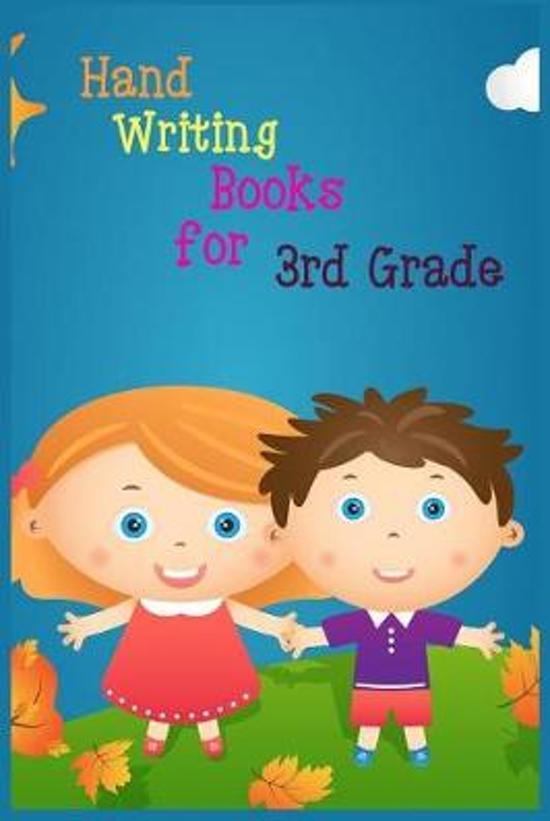 Hand Writing Books for 3rd Grade