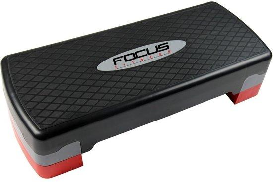 Aerobic Step - Focus Fitness - Verstelbaar