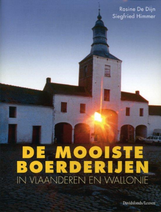De mooiste boerderijen in Vlaanderen en Wallonië