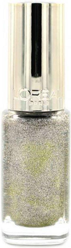 L'Oréal Paris Make-Up Designer Color Riche Le Vernis - 843 White Gold - Nagellak