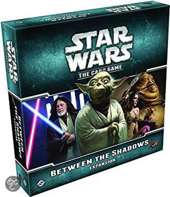 Afbeelding van het spel Star Wars The Card Game - Between the Shadows - Uitbreiding - Kaartspel