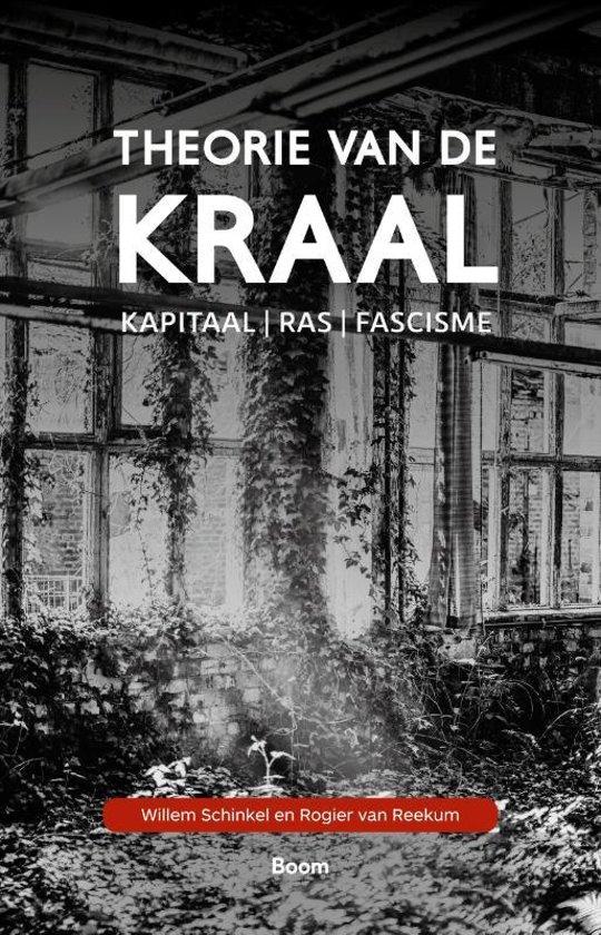 Boek cover Theorie van de kraal van Willem Schinkel (Paperback)