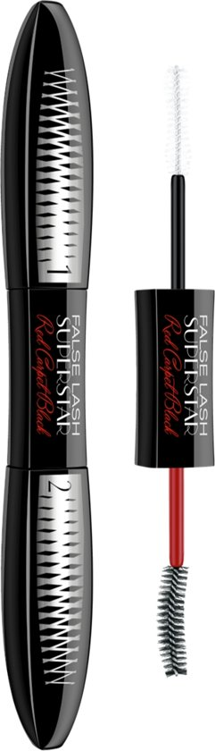 L'Oréal Paris False Lash Superstar Red Carpet Mascara - Zwart