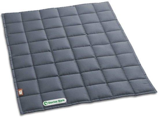 Doctor Bark inleg deken voor hondenbed, grijs, maat S