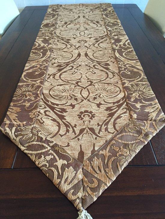 Palace Fashion Tafelloper 50x260 cm - Goud