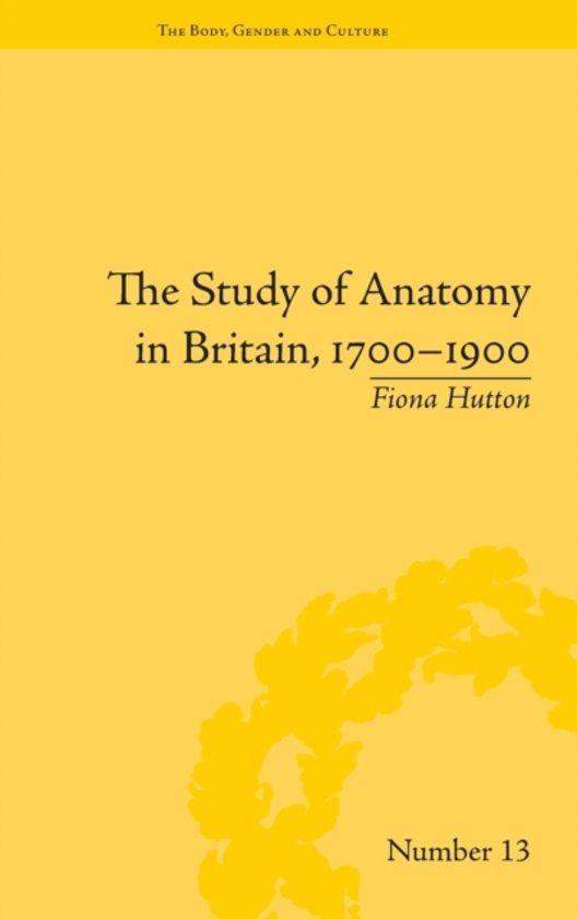 bol.com | The Study of Anatomy in Britain, 1700-1900 | 9781848934214 ...