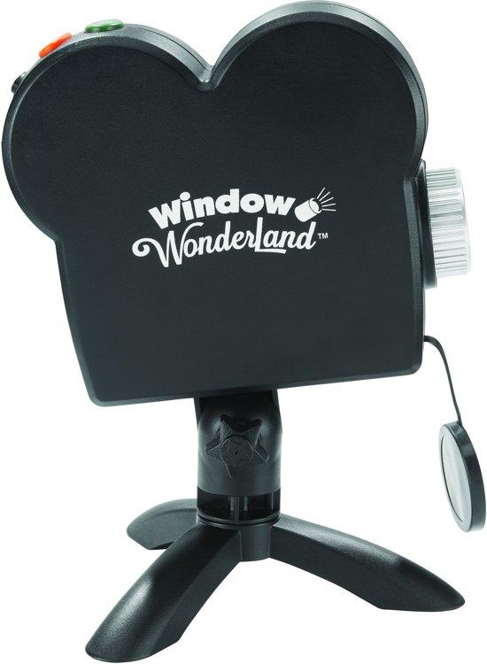 Star Shower Window Wonderland Raamprojector -  360° draaibaar