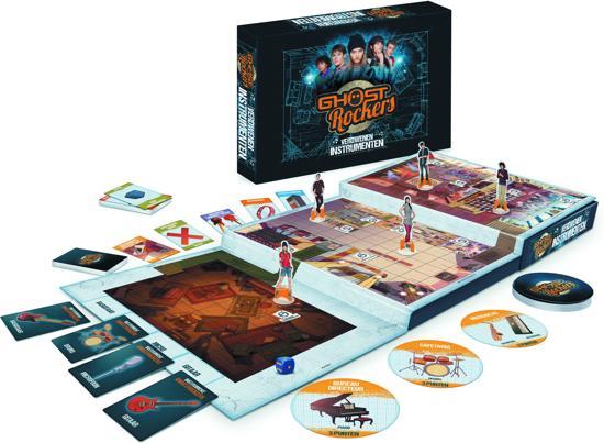 Thumbnail van een extra afbeelding van het spel Studio 100 Ghost Rockers Spel - De Verdwenen Instrumenten