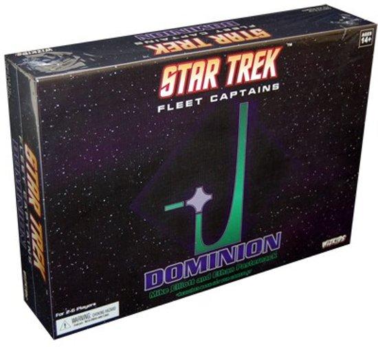 Afbeelding van het spel Star Trek - Fleet captains (Dominion)*op=-op*
