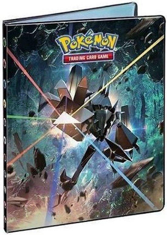 Pokemon verzamelmap 9-pocket Sun & Moon Burning Shadows