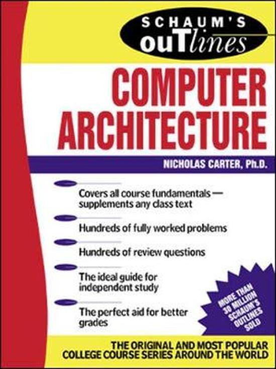 Schaum's Outline Of Computer Architecture
